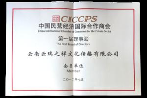 中国民营经济国际合作商会会员单位